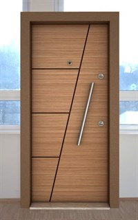 Italian RVL-002 Steel Door