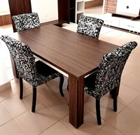 160x90 Dining Table 36mm-TP