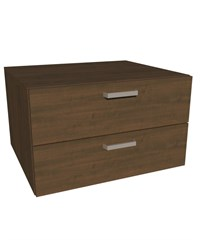 60 Cm 2 Drawer Set TP