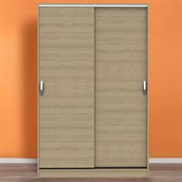 Adore Sliding Wardrobe Maple