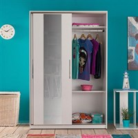 Adore Ultra Mechanic Sliding Mirror Wardrobe