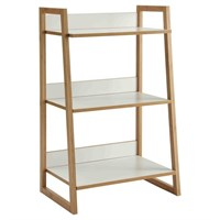 Decorative Bookshelf White