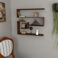 Dekorister Confier Wall Shelf Wenge