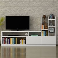 Dekorister Dolunay TV Unit White