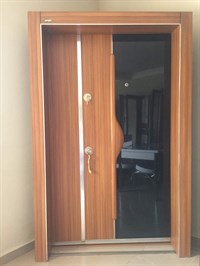 Egyptian OTM-002 Double Steel Door