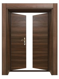 Elegant Double Door 210x20 MFC