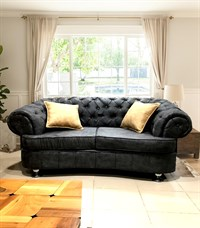 Madrid Chester 2 Seater Sofa
