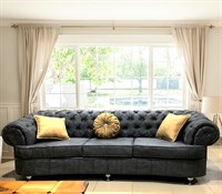 Madrid Chester 3 Seater Sofa