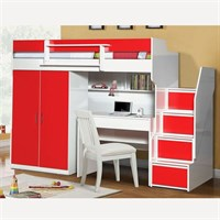 Minar Furniture Derya Ranza 1002 Red