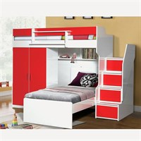 Minar Furniture Derya Ranza 1003 Red