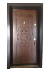 Rome RVL-013 Steel Door