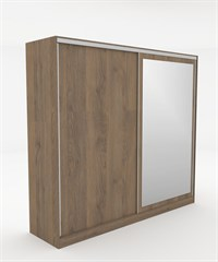 Sahra Slıdıng Door Wardrobe TP (4 Drawer)