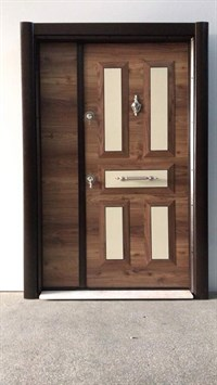 Sweden RVL-023 Double Steel Door